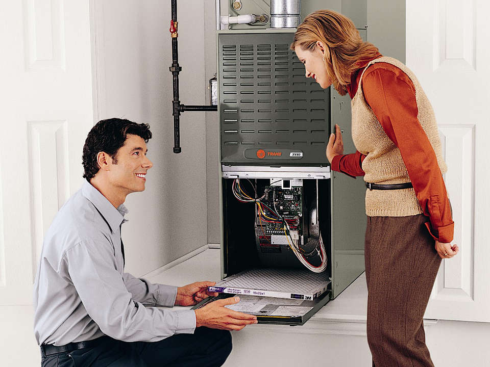 Residential Furnace Rental
